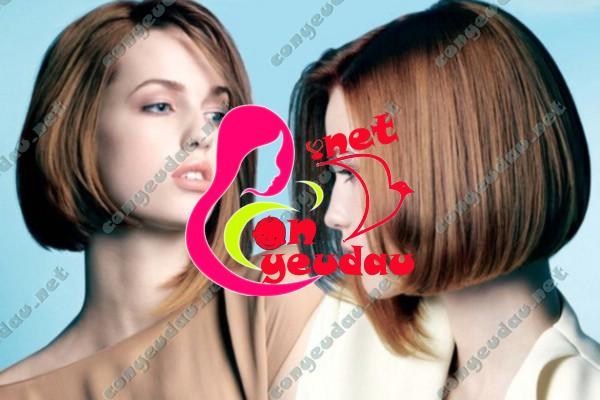 Kiểu tóc bob đẹp cho phụ nữ U30