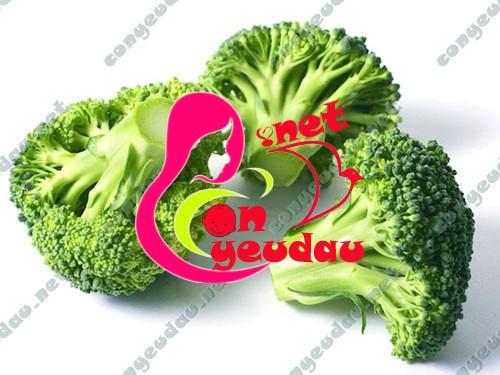 Các loại thực phẩm giúp chị em tăng khả năng thụ thai