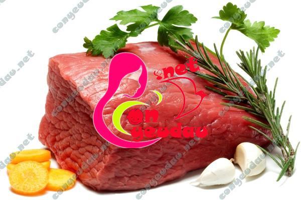 Cách bảo quản thịt sống trong tủ lạnh sao cho thịt tươi lâu
