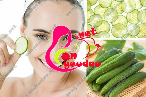 Chăm sóc da khô hiệu quả với các loại mặt nạ tự nhiên