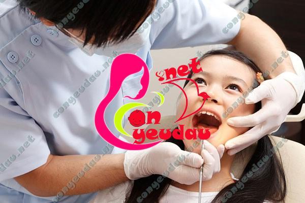 Những bí quyết giúp hàm răng của trẻ luôn được khỏe đẹp
