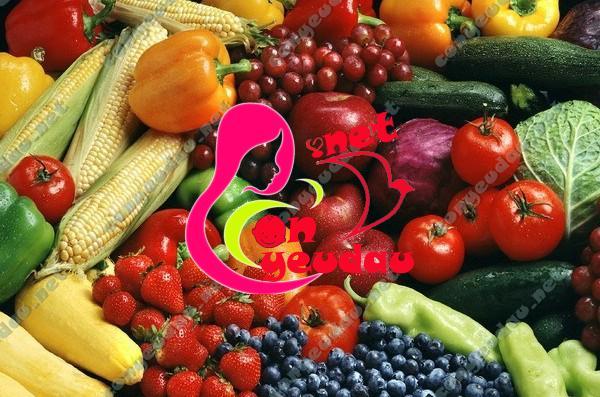 Những loại thực phẩm giúp bé tăng sức đề kháng hiệu quả