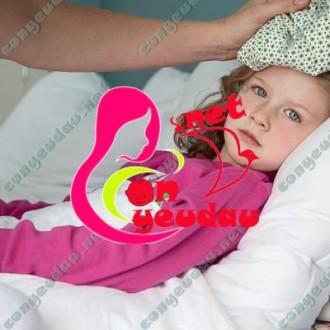 Triệu chứng sốt siêu vi ở trẻ dấu hiệu và cách xử lý