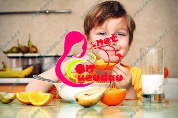 Bí quyết cho mẹ giúp trẻ nhẹ cân nhanh chóng tăng cân