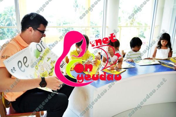Cho con học ngoại ngữ sớm và những lợi ích đem lại