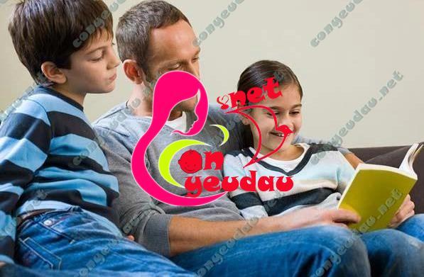Lợi ích không ngờ từ việc đọc sách cho con trẻ