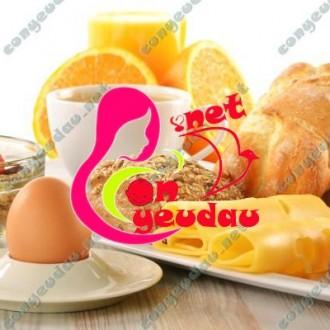 Lợi ích tuyệt vời của việc cho trẻ ăn sáng mỗi ngày