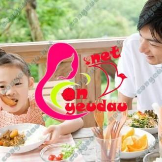 Chế độ dinh dưỡng đầy đủ và hợp lý cho trẻ 2-3 tuổi