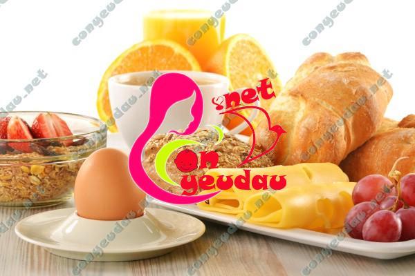 Lợi ích tuyệt vời từ bữa ăn sáng của trẻ mà mẹ nên biết