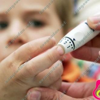 Bệnh tiểu đường ở trẻ em – những điều cần biết