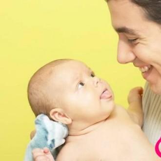 Bí quyết giúp bố trẻ vượt qua áp lực lần đầu lên chức bố