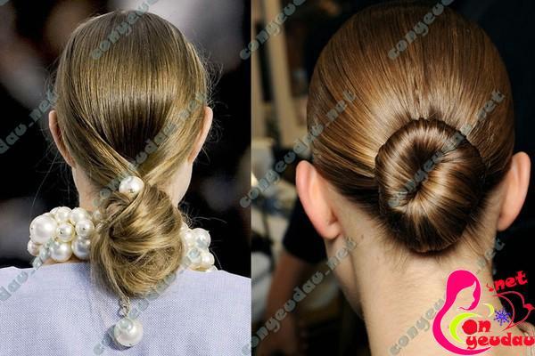 Những mẫu tóc thích hợp giúp mẹ bầu luôn tươi trẻ