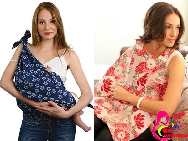 Thời trang dành cho bà mẹ cho con bú