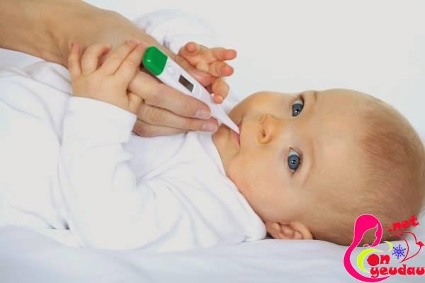 8 bệnh thường gặp ở trẻ dưới 1 tuổi mẹ nên biết