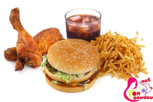 Dinh dưỡng hợp lý cho trẻ bị đau dạ dày