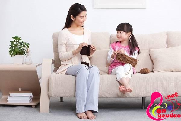 cách dạy con gái mới lớn