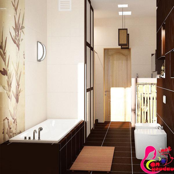 Gợi ý thú vị khi trang trí nhà tắm cho căn nhà của bạn