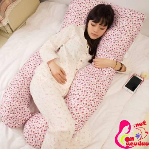 Lựa chọn gối ngủ cho mẹ bầu ngon giấc hơn